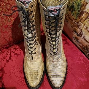 Rock And Roll Boots
